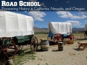 pioneering road school