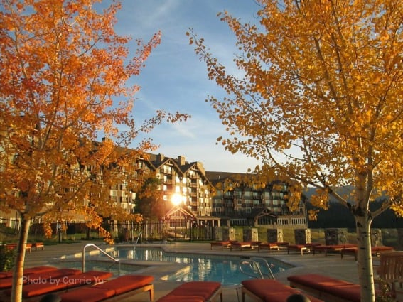 Suncadia Resort is one of our favorite weekend getaways from Seattle