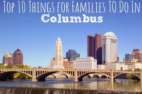 columbus things
