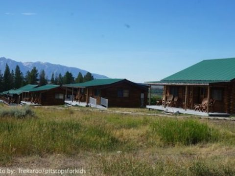 Family-Friendly Triangle X Ranch in Grand Teton National Park