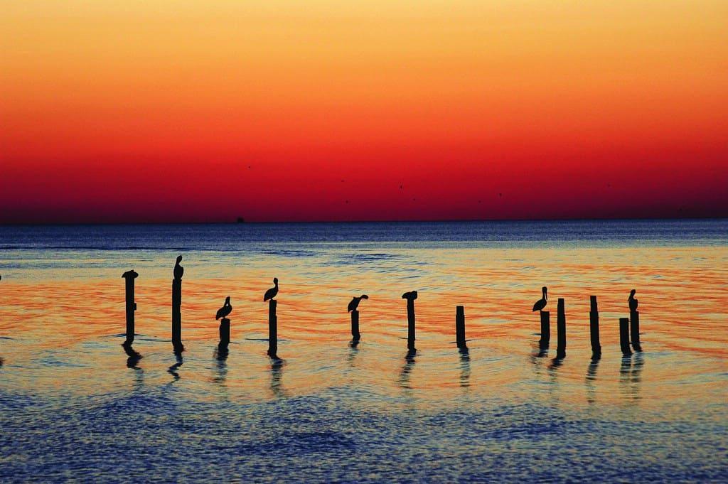 Biloxi beach photo