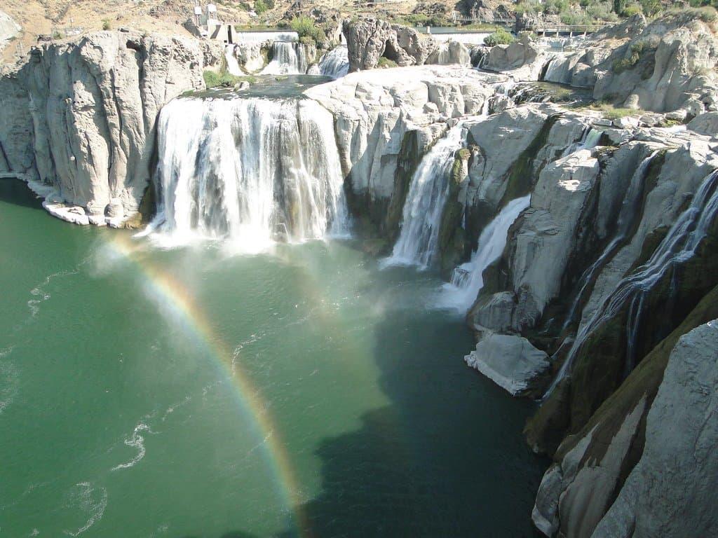 shoshone falls photo