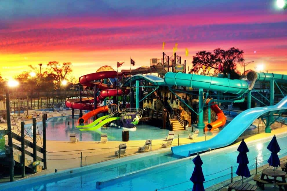 Shipwreck Landing Water Park is one of the best things to do in Jacksonville with kids
