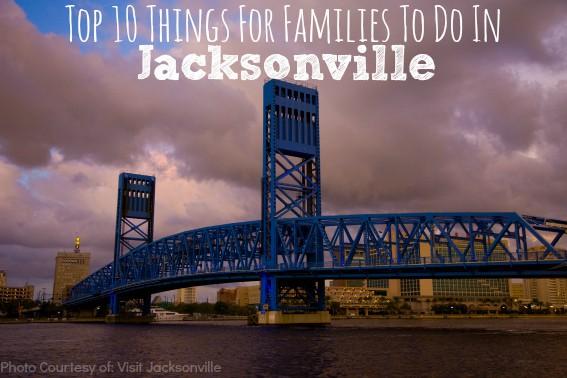 attractions activities jacksonville florida