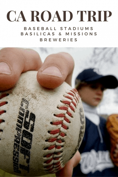 Step outside the norm and hit the California coast for a family-friendly roadtrip that tours baseball stadiums, basilicas (missions), and craft breweries