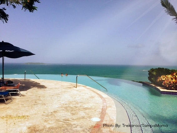 El Conquistador Resort Infinity Pool