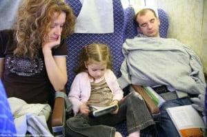 Family_Airport_Travel Jet Lag