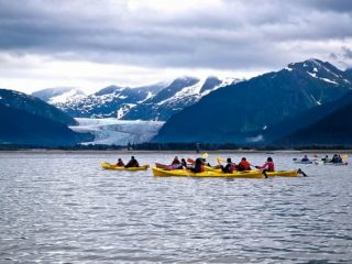 kayak juneau kids