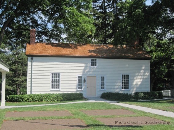 niagara-laura secord homestead