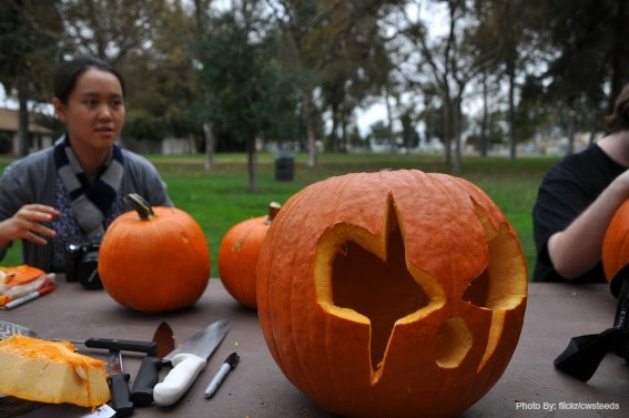 Kid-Friendly Halloween Spots in Orange County, CA