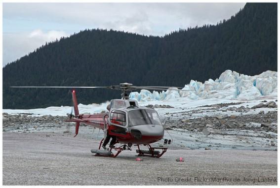 Temsco Mendenhall Glacier Tour