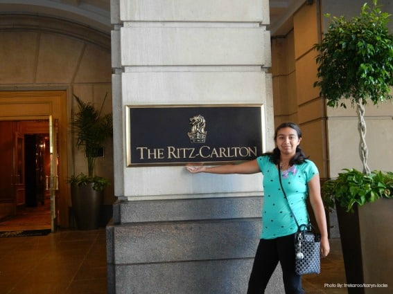 The Ritz Carlton Cleveland Kid-Friendly Reviews