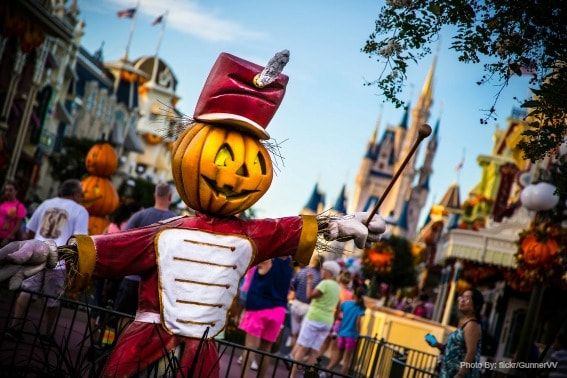 Kid-Friendly Walt Disney World Halloween