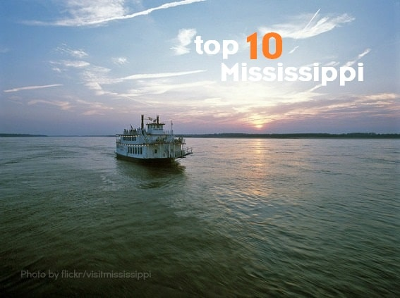 top 10 mississippi
