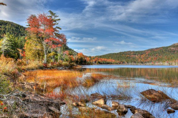 New England Fall Family Destinations