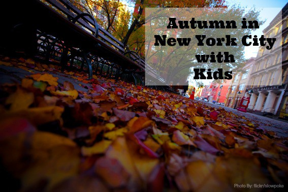 Family-Friendly New York City with Kids