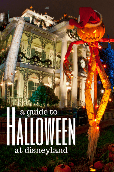 Halloween at Disneyland-A guide to exploring the park, trick or treating, and spooky fun