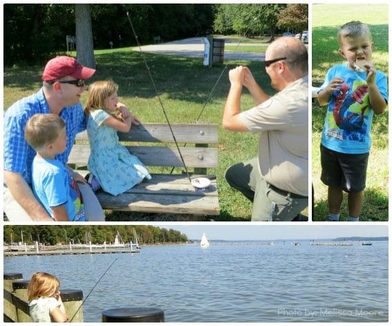 Leesylvania-Fishing-Virginia-Civil War and American history in Prince William County, VA