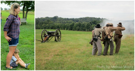 Manassas-National-Battlefield-Park-Civil War and American history in Prince William County, VA