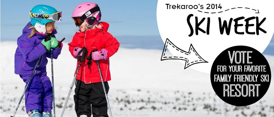 Best Ski Resort for Families - Voted by Families