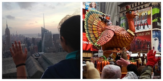Family-Friendly Reviews of Times Square and Herald Square on Trekaroo