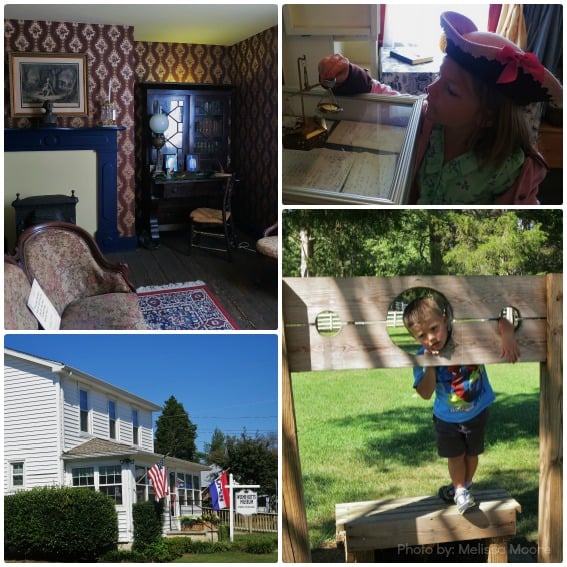 Weems-Botts-Museum-Dumfries-Civil War and American history in Prince William County, VA