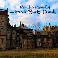 Bucks County fonthill castle Photo by: flickr/jasonlsraia