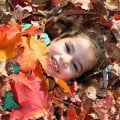 best places to see fall leaves with kids