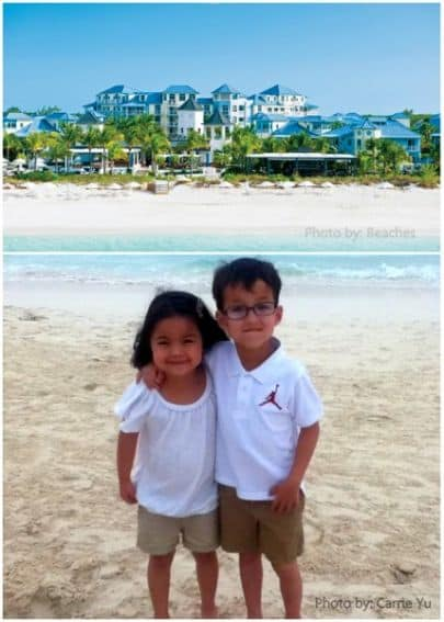 Beaches Turks and Caicos (2) best family vacations 2015