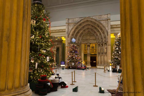 Holidays at Carnegie Museum of Art on trekaroo