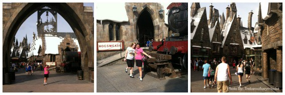 Hogsmeade at Islands of Adventure