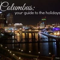 Christmas events in Columbus