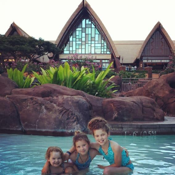 Best Family Vacations 2015 Aulani Hawaii