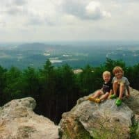 Indian Seats Sawnee Preserve Free Kids Atlanta