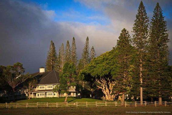 Lanai Christmas Events in HW