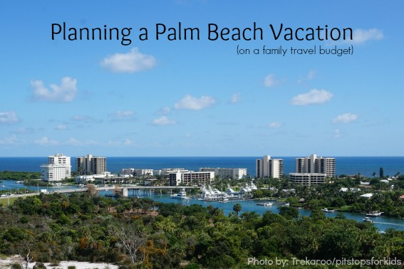 Planning a palm beach vacation on a family travel budget for Beach vacations on a budget