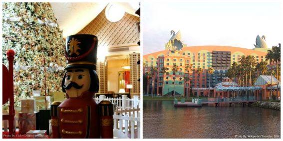 Swan Hotel Disney