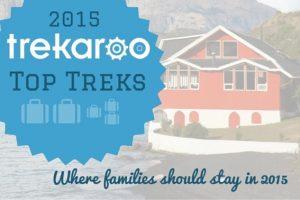 Top Treks Best Family Vacations 2015