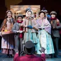 A Christmas Carol at Ford's Theatre Washington DC