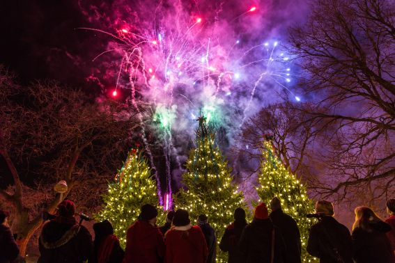 Christmas events in Minneapolis Holidazzle_Minneapolis