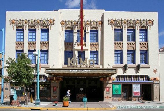 KiMo-Theatre-Albuquerque-Trekaroo