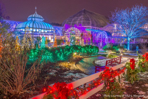 Phipps Conservatory family-friendly reviews on trekaroo