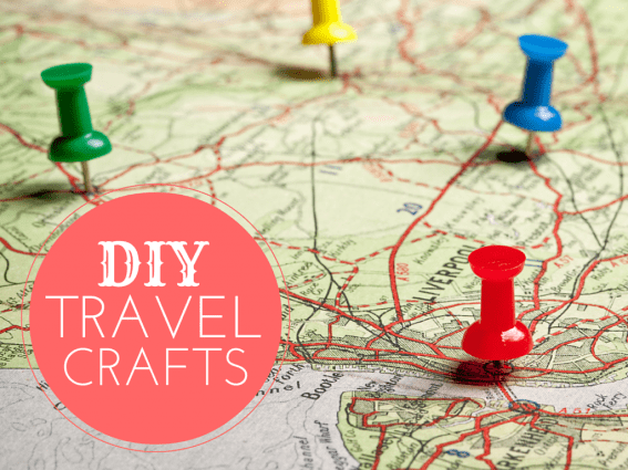 DIY Travel Crafts