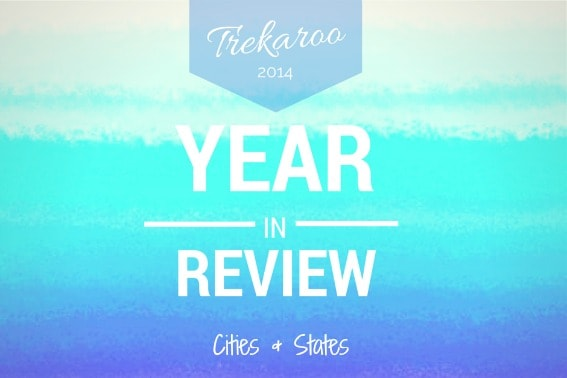 Year in Review Cities & States