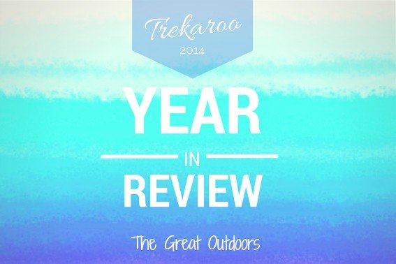 Year in Review the great outdoors