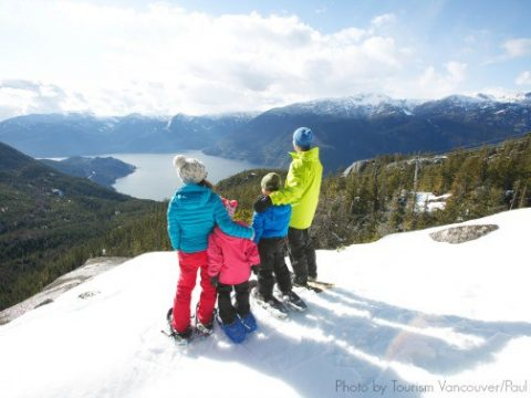 Winter in Vancouver: Cold-Weather Activities for Families and Kids
