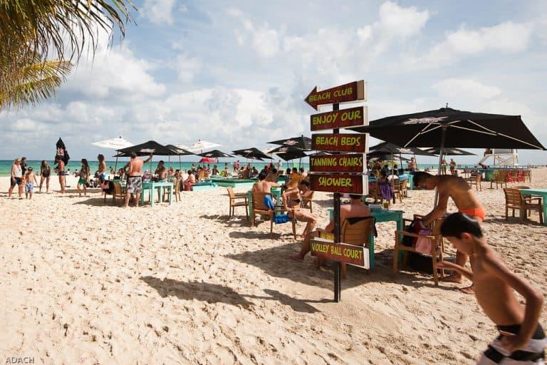 Rivera Maya Beach Vacation