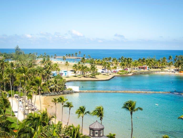 Puerto Rico Beach Vacation