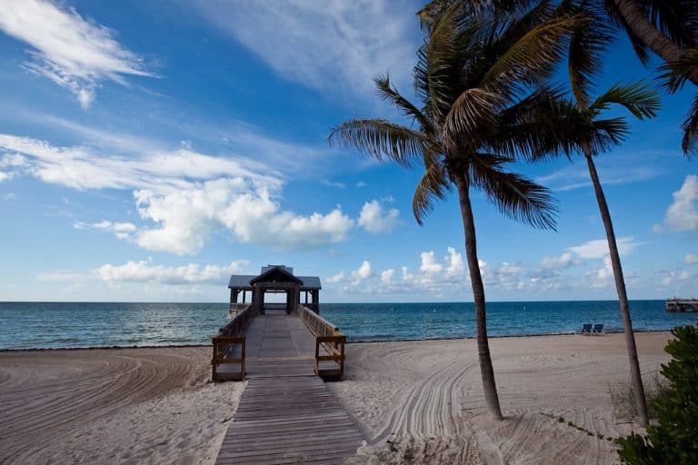 Florida Keys Beach Vacation