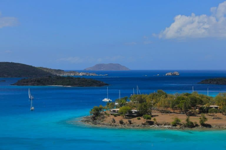 U.S. Virgin Islands Beach Vacation